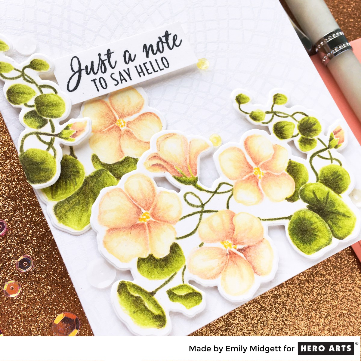 Hero Arts Spring 2018 Catalog Blog Hop!
